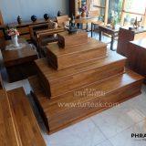 โต๊ะหมู่บูชาโมเดิร์น