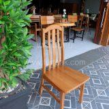 เก้าอี้โมเดิร์นไม้