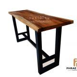 โต๊ะบาร์ไม้